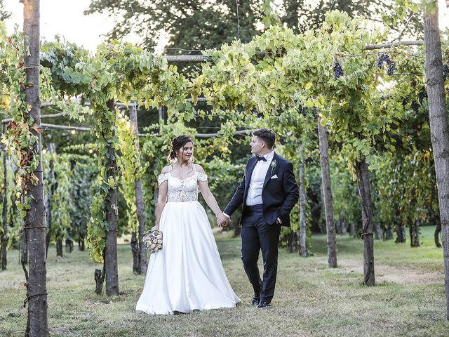 Le nozze di Aniello e Melissa