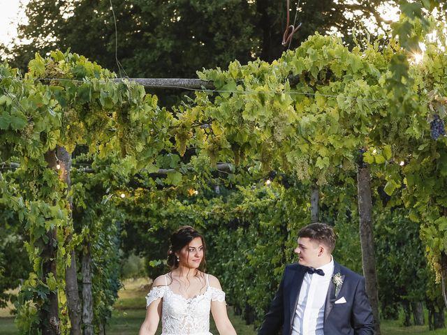 Il matrimonio di Melissa e Aniello a Bellona, Caserta 28