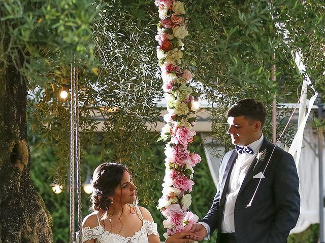Il matrimonio di Melissa e Aniello a Bellona, Caserta 29