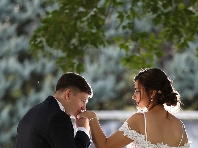 Il matrimonio di Melissa e Aniello a Bellona, Caserta 31