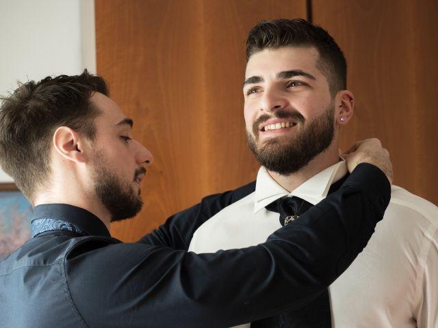 Il matrimonio di Diego e Francesca a Bergamo, Bergamo 3