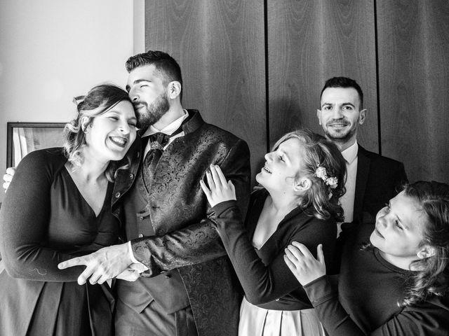 Il matrimonio di Diego e Francesca a Bergamo, Bergamo 14
