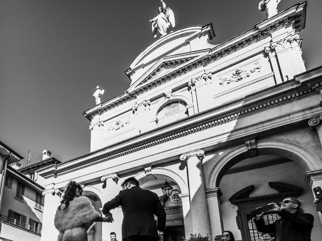 Il matrimonio di Diego e Francesca a Bergamo, Bergamo 30