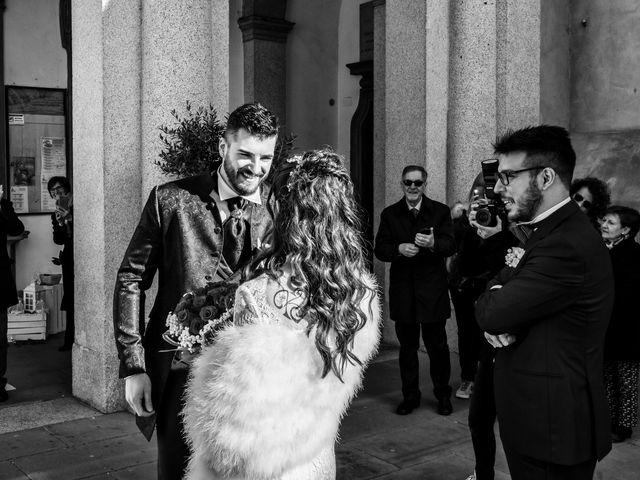 Il matrimonio di Diego e Francesca a Bergamo, Bergamo 31