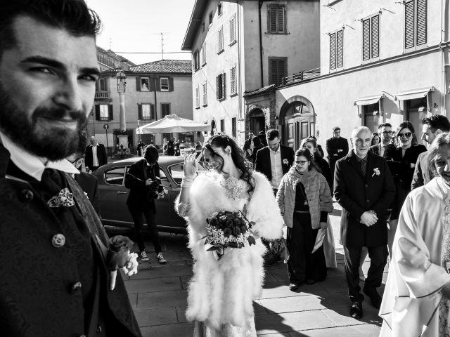 Il matrimonio di Diego e Francesca a Bergamo, Bergamo 32