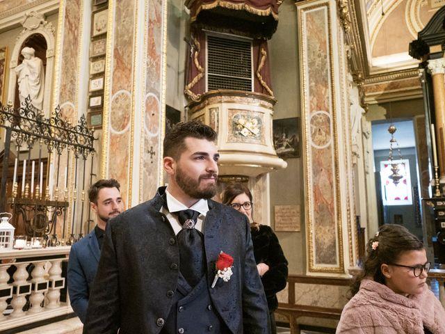 Il matrimonio di Diego e Francesca a Bergamo, Bergamo 34