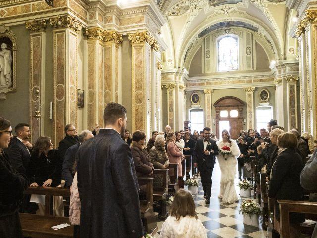 Il matrimonio di Diego e Francesca a Bergamo, Bergamo 35
