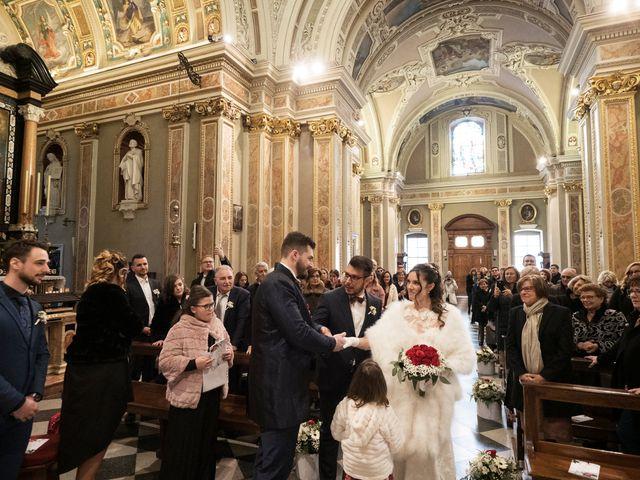 Il matrimonio di Diego e Francesca a Bergamo, Bergamo 36