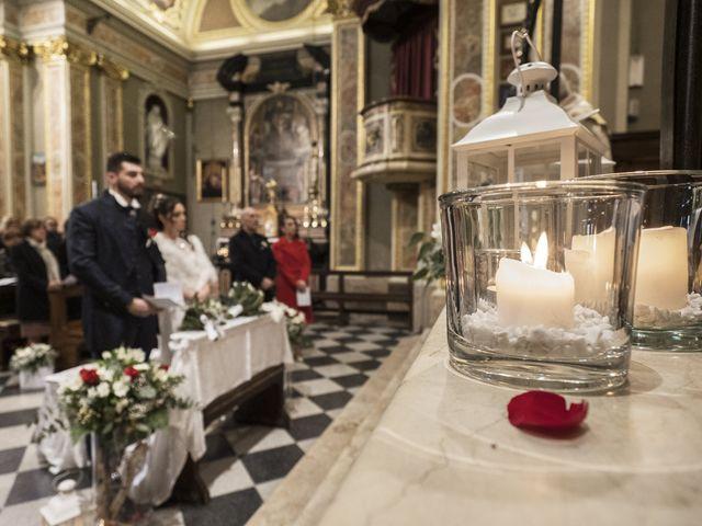 Il matrimonio di Diego e Francesca a Bergamo, Bergamo 38