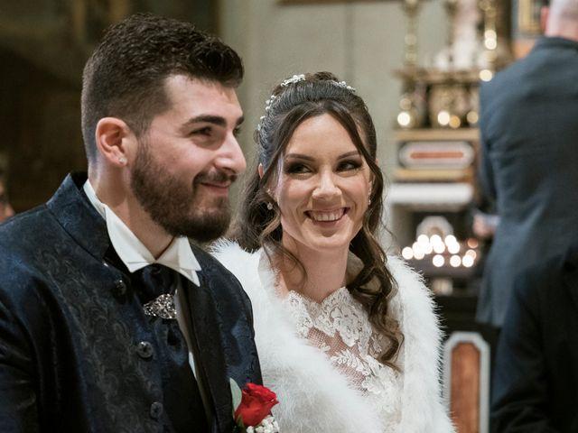 Il matrimonio di Diego e Francesca a Bergamo, Bergamo 40