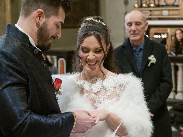 Il matrimonio di Diego e Francesca a Bergamo, Bergamo 43
