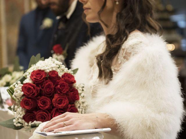 Il matrimonio di Diego e Francesca a Bergamo, Bergamo 44