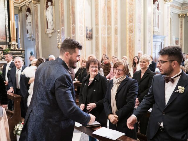 Il matrimonio di Diego e Francesca a Bergamo, Bergamo 46