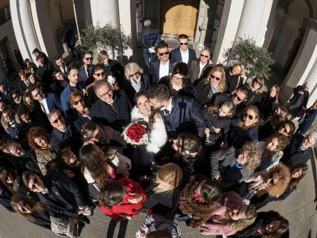 Il matrimonio di Diego e Francesca a Bergamo, Bergamo 49