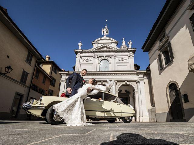 Il matrimonio di Diego e Francesca a Bergamo, Bergamo 1