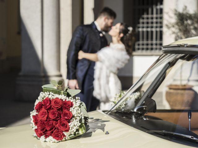 Il matrimonio di Diego e Francesca a Bergamo, Bergamo 51