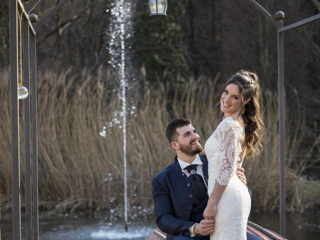 Il matrimonio di Diego e Francesca a Bergamo, Bergamo 57
