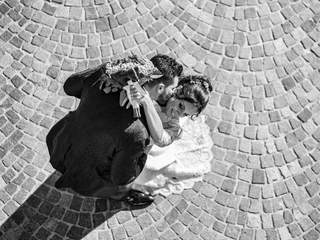 Il matrimonio di Diego e Francesca a Bergamo, Bergamo 60