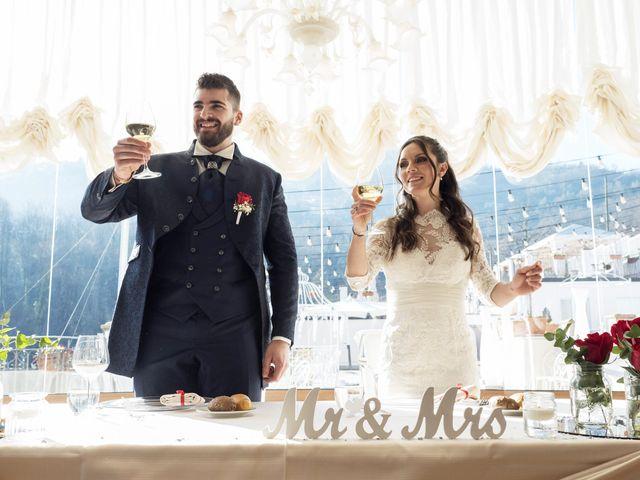 Il matrimonio di Diego e Francesca a Bergamo, Bergamo 61