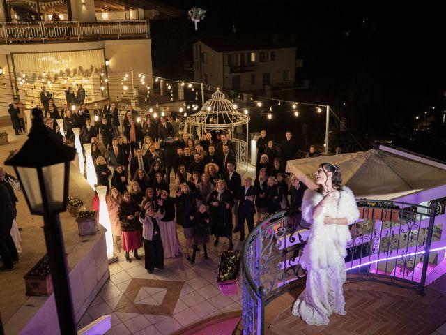 Il matrimonio di Diego e Francesca a Bergamo, Bergamo 69