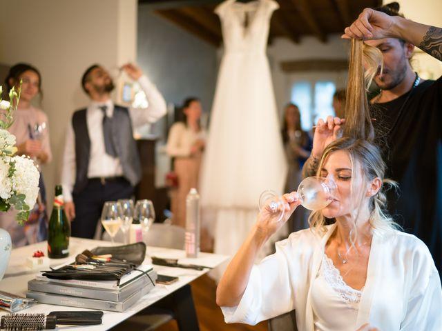 Il matrimonio di Valeria e Andrea a Bariano, Bergamo 2