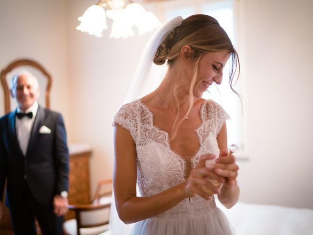 Il matrimonio di Valeria e Andrea a Bariano, Bergamo 5