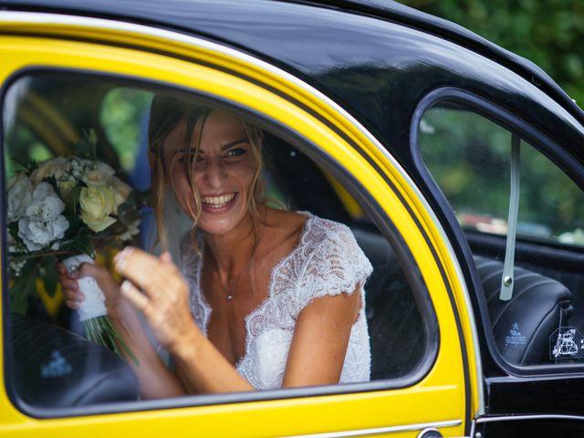 Il matrimonio di Valeria e Andrea a Bariano, Bergamo 6
