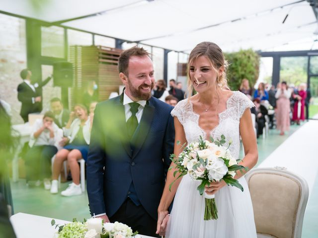 Il matrimonio di Valeria e Andrea a Bariano, Bergamo 8