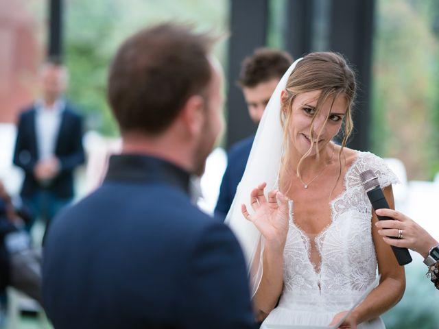 Il matrimonio di Valeria e Andrea a Bariano, Bergamo 10