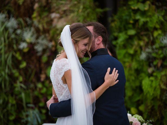 Il matrimonio di Valeria e Andrea a Bariano, Bergamo 11