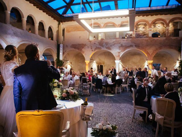 Il matrimonio di Valeria e Andrea a Bariano, Bergamo 18
