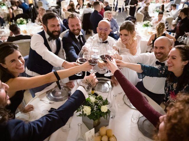 Il matrimonio di Valeria e Andrea a Bariano, Bergamo 20