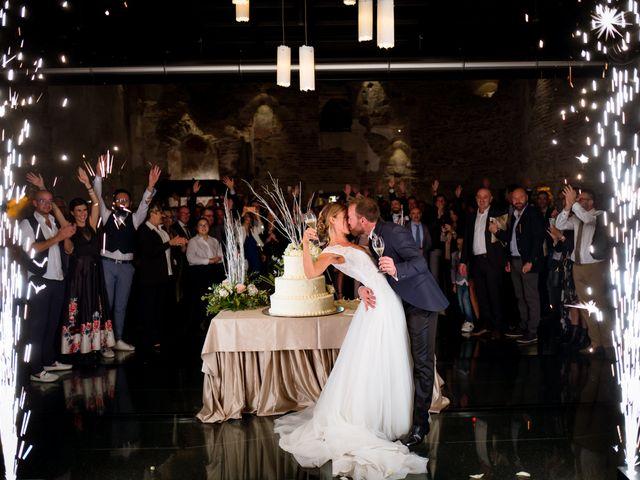 Il matrimonio di Valeria e Andrea a Bariano, Bergamo 21