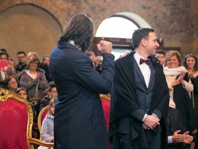 Il matrimonio di Roberto e Simone a Roma, Roma 4