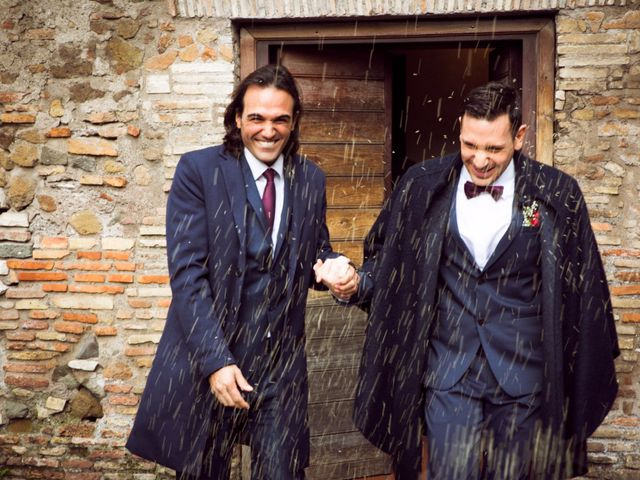 Il matrimonio di Roberto e Simone a Roma, Roma 6