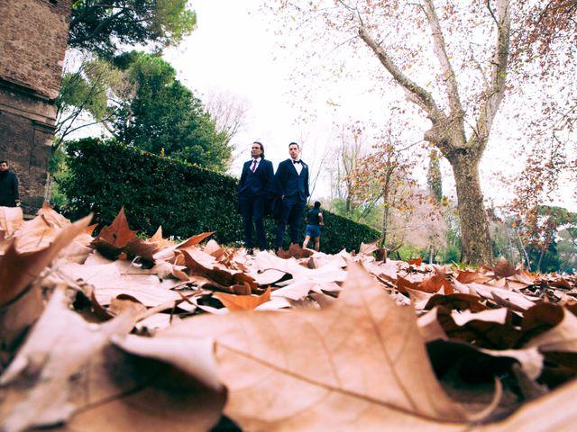 Il matrimonio di Roberto e Simone a Roma, Roma 8