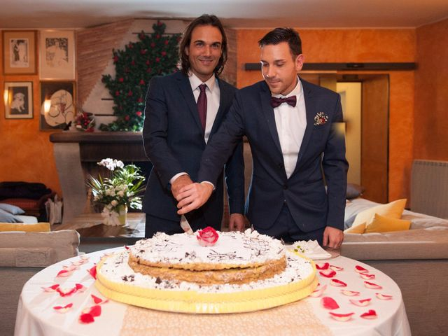 Il matrimonio di Roberto e Simone a Roma, Roma 40