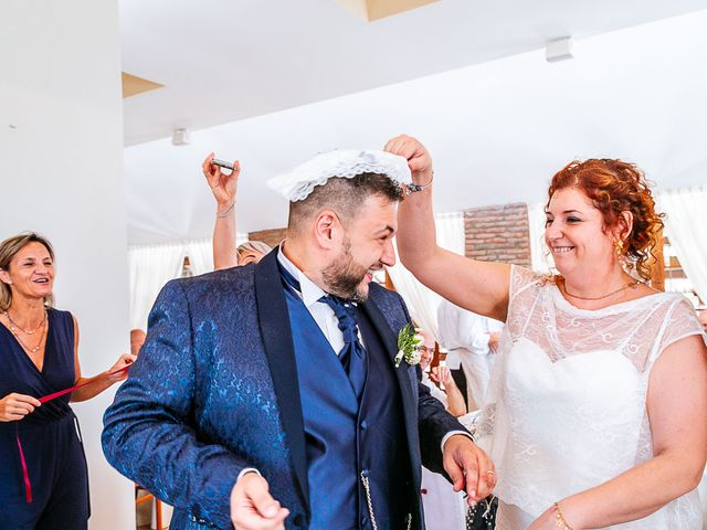 Il matrimonio di Federico e Monica a Legnago, Verona 13