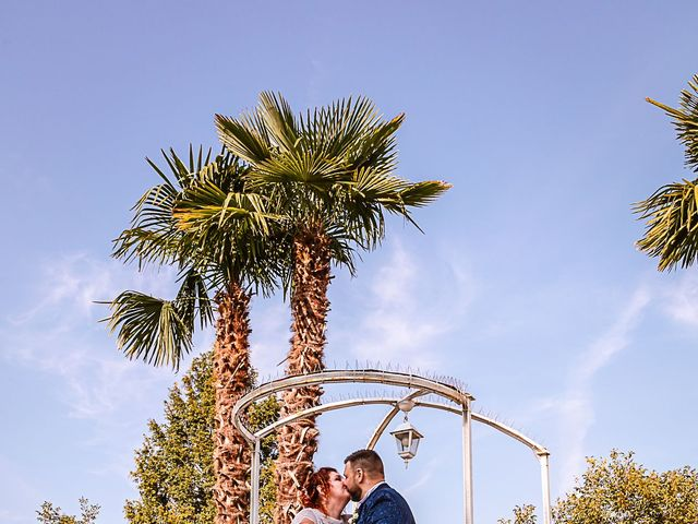 Il matrimonio di Federico e Monica a Legnago, Verona 14