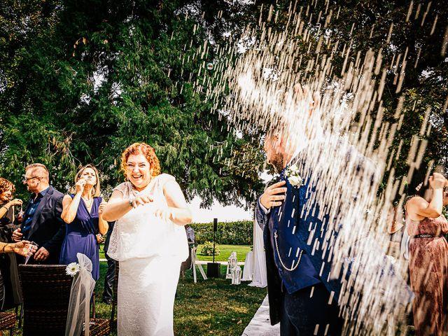 Il matrimonio di Federico e Monica a Legnago, Verona 15