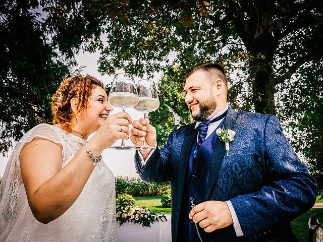 Il matrimonio di Federico e Monica a Legnago, Verona 20