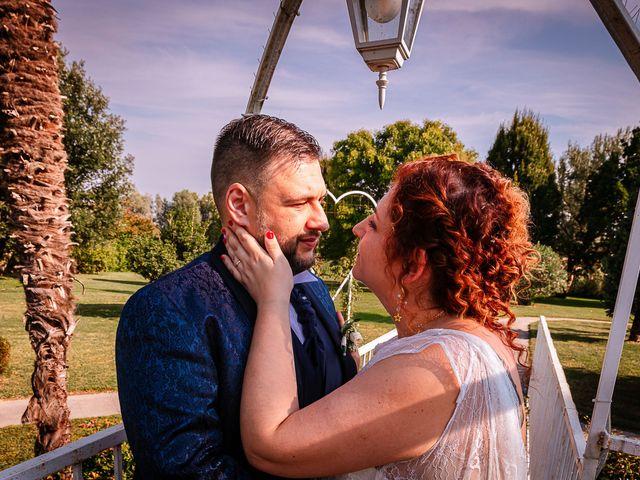 Il matrimonio di Federico e Monica a Legnago, Verona 24