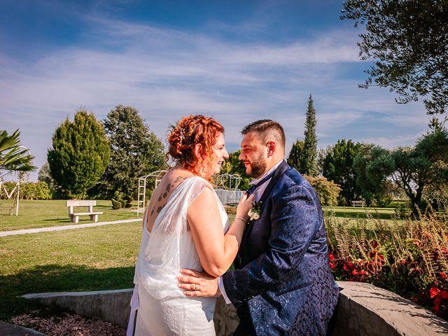 Il matrimonio di Federico e Monica a Legnago, Verona 25