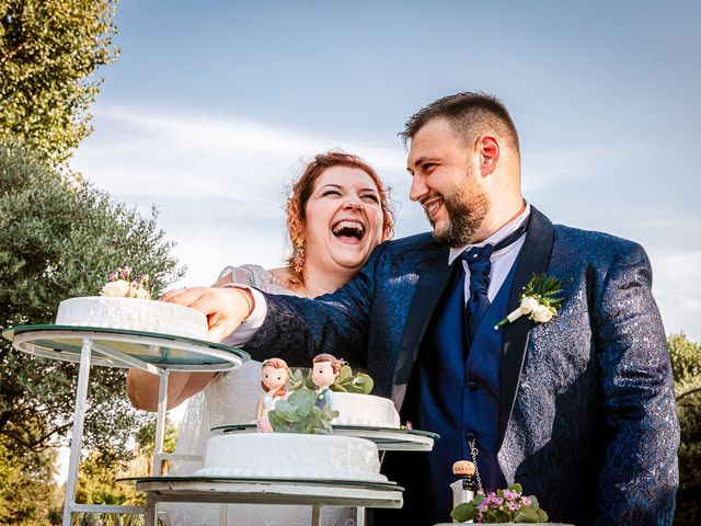 Il matrimonio di Federico e Monica a Legnago, Verona 27