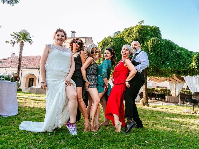 Il matrimonio di Federico e Monica a Legnago, Verona 30