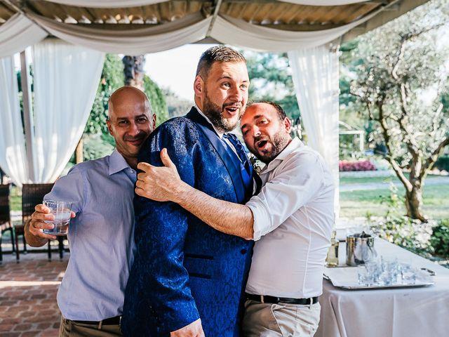 Il matrimonio di Federico e Monica a Legnago, Verona 37