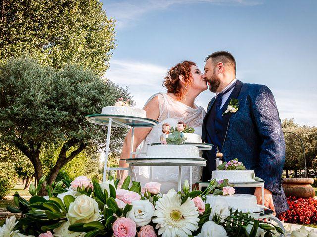 Il matrimonio di Federico e Monica a Legnago, Verona 38