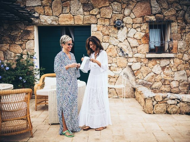 Il matrimonio di Claudio e Deborah a Golfo Aranci, Sassari 9