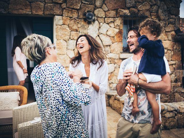 Il matrimonio di Claudio e Deborah a Golfo Aranci, Sassari 10