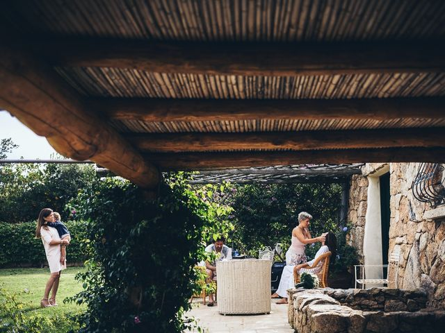 Il matrimonio di Claudio e Deborah a Golfo Aranci, Sassari 17